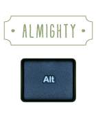 The Almighty Alt Key