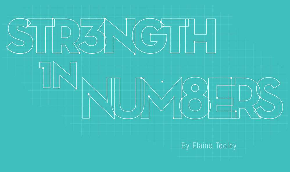 Strength In Numbers by Elaine Tooley