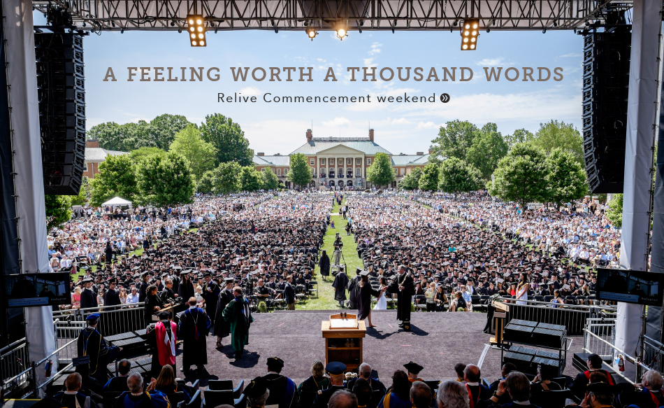Commencement 2015 Overview