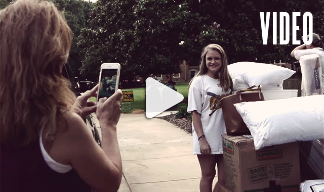 #WFU19 Move-In Day Video